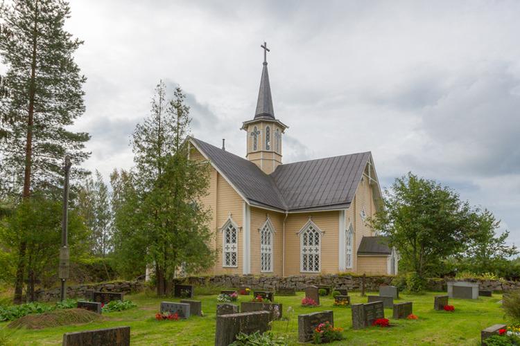 Suomenniemen kirkko