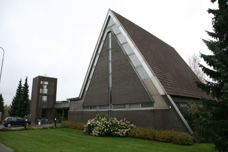 Lähemäen seurakuntatalo
