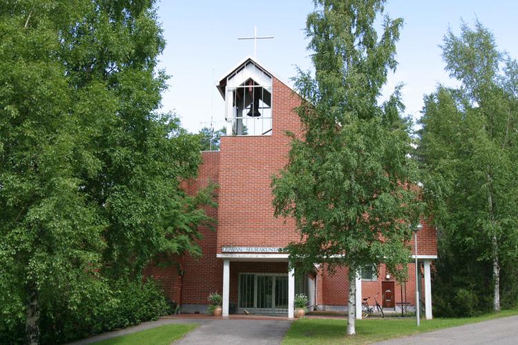 Otavan seurakuntatalo