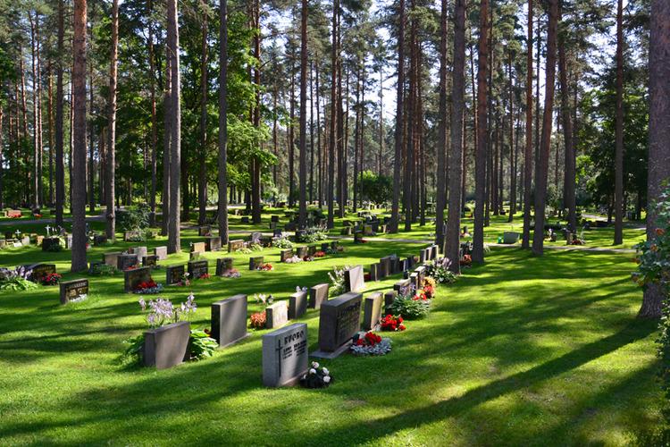 Harjun hautausmaa