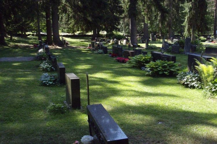 Ristiinan hautausmaa