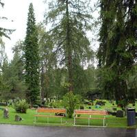 Rouhialan hautausmaa