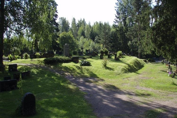 Suomenniemen hautausmaa